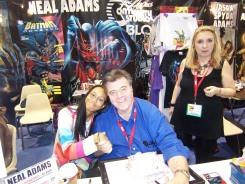 neal adams & me