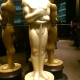 I've got somebody's Oscar!